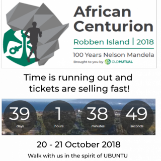 African Centurion 20 - 21 October 2018