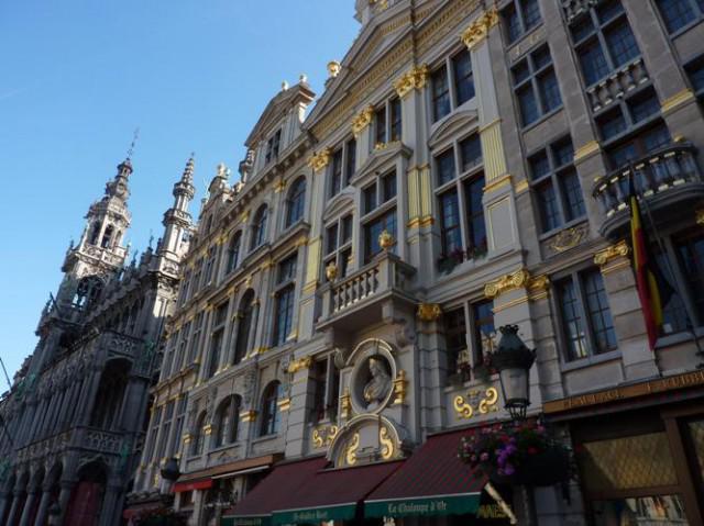 La Chaloupe d'Or / Brasserie historique sur la Grand-Place de Bruxelles