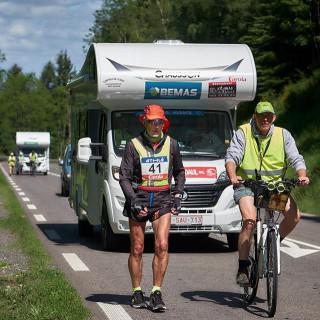 Daniel Vandendaul et Pascal Biebuyck : on est prêt à souffrir