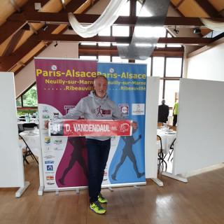 Marche athlétique : Paris-Ribeauvillé