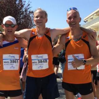 Liesting wint Nederlands kampioenschap 50 km snelwandelen
