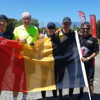 Belgen presteren sterk in de Zuid-Afrikaanse Centurion