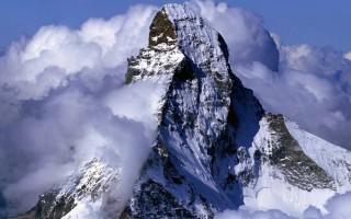 The Matterhorn in all its spendour !