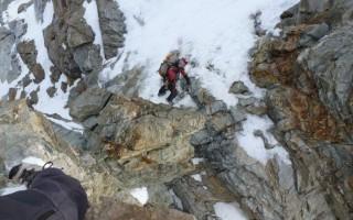 Matterhorn: traversée Hörnli-Furggen ridge