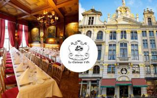 La Chaloupe d'Or / Great Place ~ Brussels
