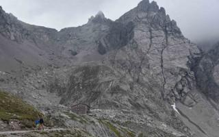 Lienzer Dolomieten ~ Bergtocht naar de Karlsbaderhütte